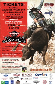 PBR Gonzales Poster