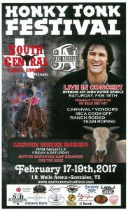 Honky Tonk Festival @ J.B. Wells Expo Center | Gonzales | Texas | United States