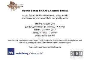 South TX SHRM