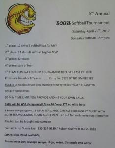50GZ Tournament
